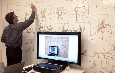 Gensler Wall Drawings